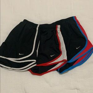 Black shorts bundle